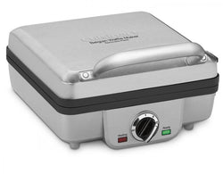CUISINART STAINLESS STEEL WAFFLE MAKER-Refurbished