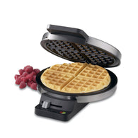 Cuisinart WMR-CAC Traditional Round Waffle Maker Refurbished