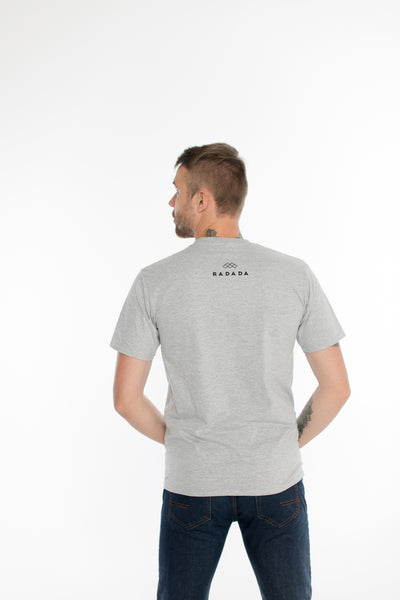 DADDY COOL light grey T-SHIRT