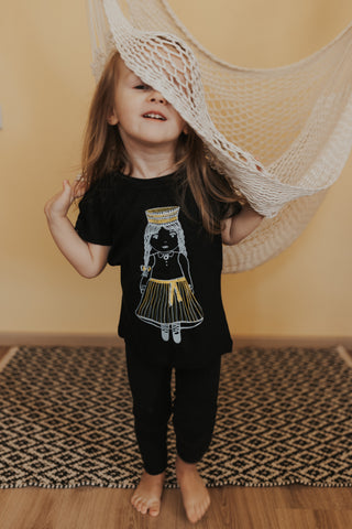 TSHIRT little DOLL