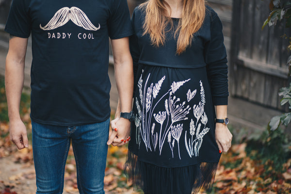 DADDY COOL black T-SHIRT