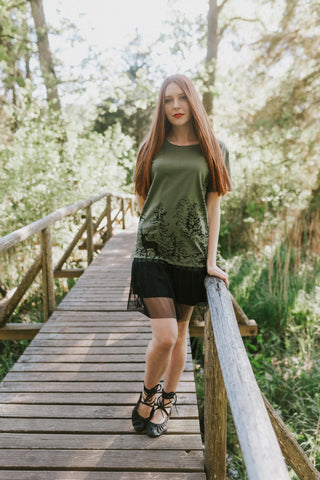 TSHIRT DRESS. MEŽĀ 2 colors