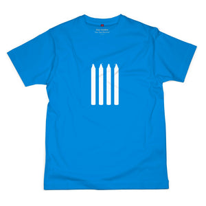Four Candles t-shirt