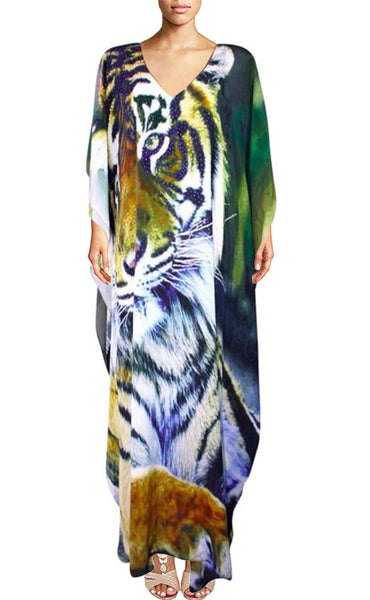 SOLD OUT Pre-Order 3 Weeks. Kaftan Tiger. Exalted tiger.