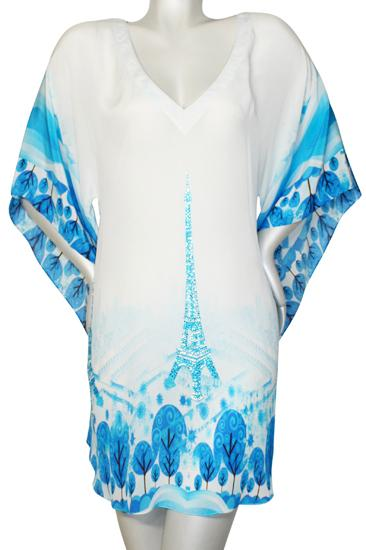 tunic Eiffel Tower. Petit Paris