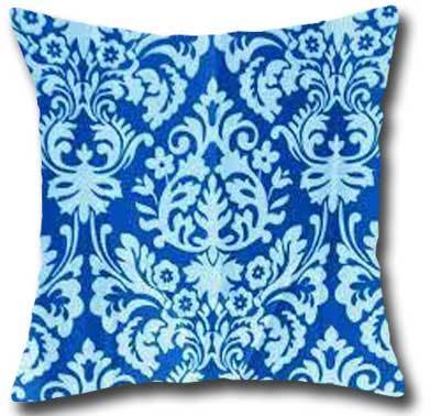 Pure silk pillow – Provencal