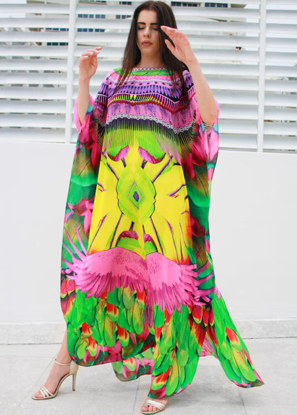 SOLD OUT Pre-Order 3 Weeks. Kaftan Majestic eagle spreading wings. Florida