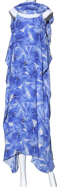 SOLD OUT Pre-Order 3 Weeks. Dress in silk. St Tropez