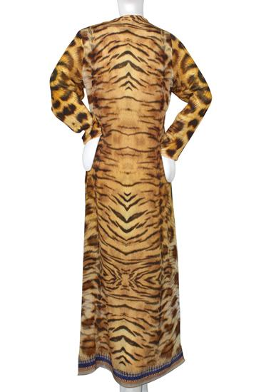 SOLD OUT Pre-Order 3 Weeks. Cardigan leopard fur. Jolie Africaine