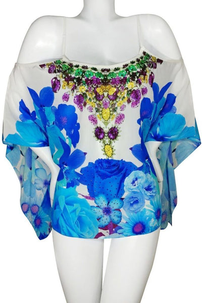 Top multiway to wear. French Bouquet