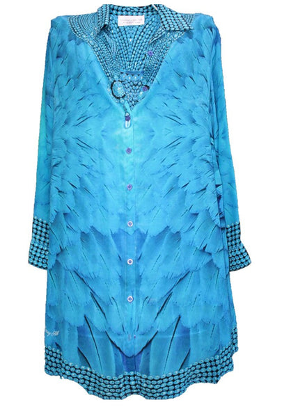 Blouse ladies shirt. Angel