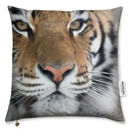Pure silk pillow