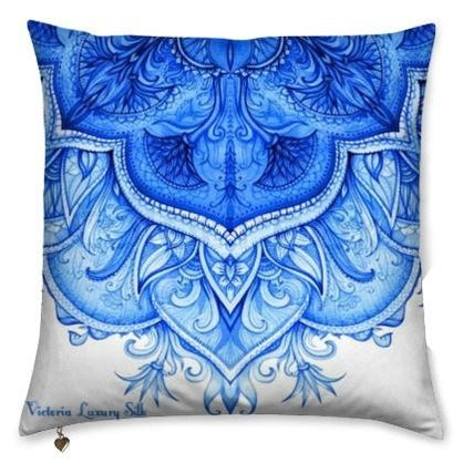Pure silk pillow – Monte Carlo
