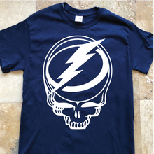 Dead|The Wheel Tampa Bay Lightning|T Shirt