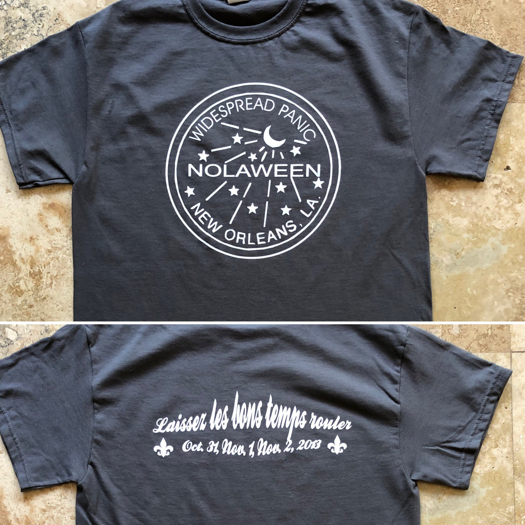 Widespread Panic|New Orleans Nolaween Halloween 2013|T Shirt