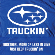 Grateful Dead|Truckin Subaru|T Shirt