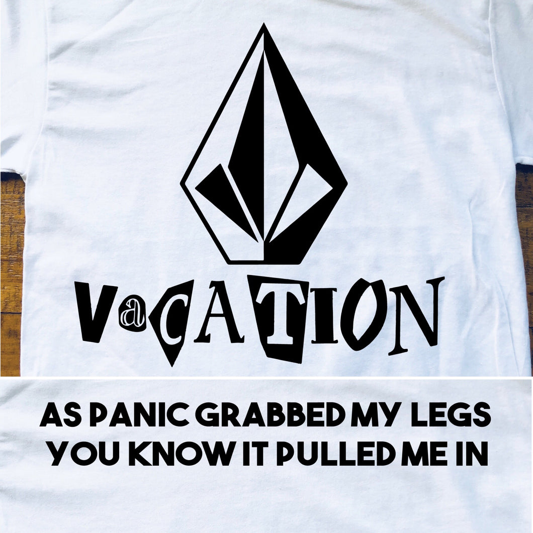 Widespread Panic|Vacation|T Shirt