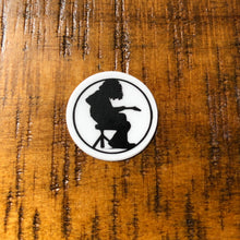 Widespread Panic Sticker|Tiny Mikey|1"