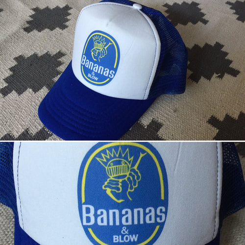 Ween Hat|Bananas and Blow Boognish