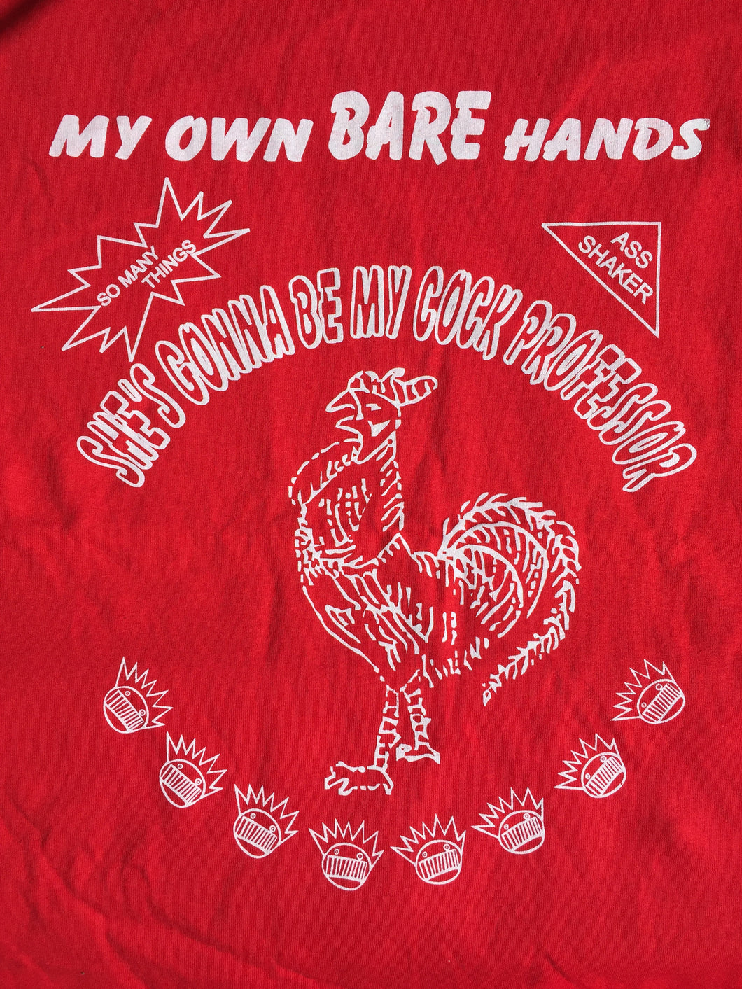 Ween|My Own Bare Hands|T Shirt