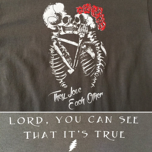 Dead|They Love Each Other TLEO|T Shirt