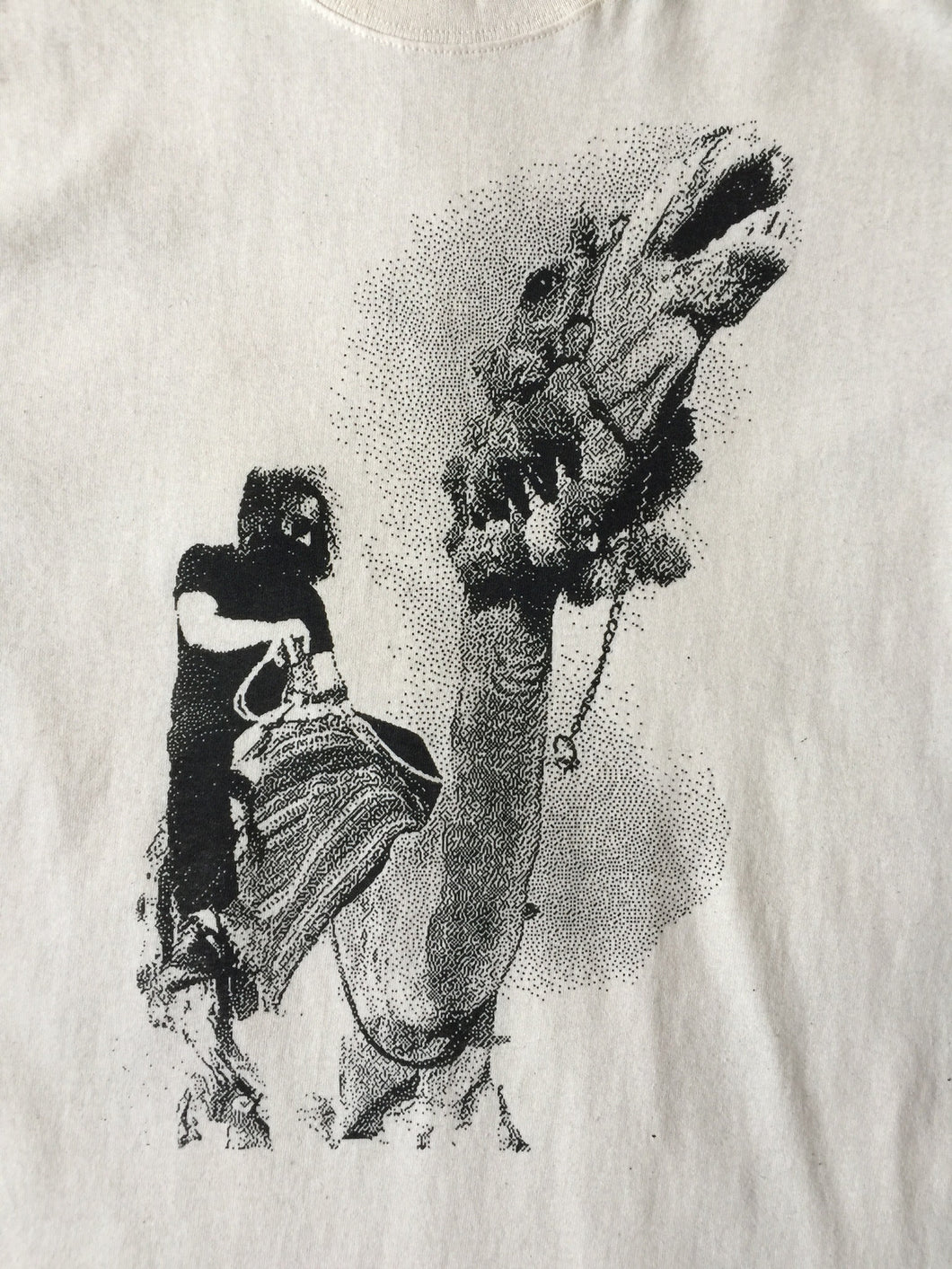 Dead|Jerry Garcia on a Camel|T Shirt