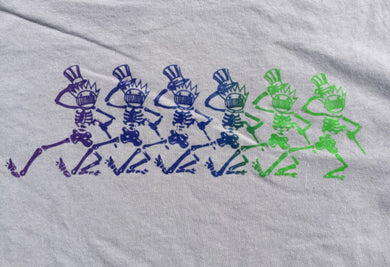 Ween|Dancing Boognish Skeletons Grateful Dead|T Shirt