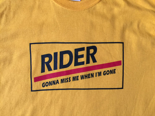 Dead|I Know You Rider|T Shirt
