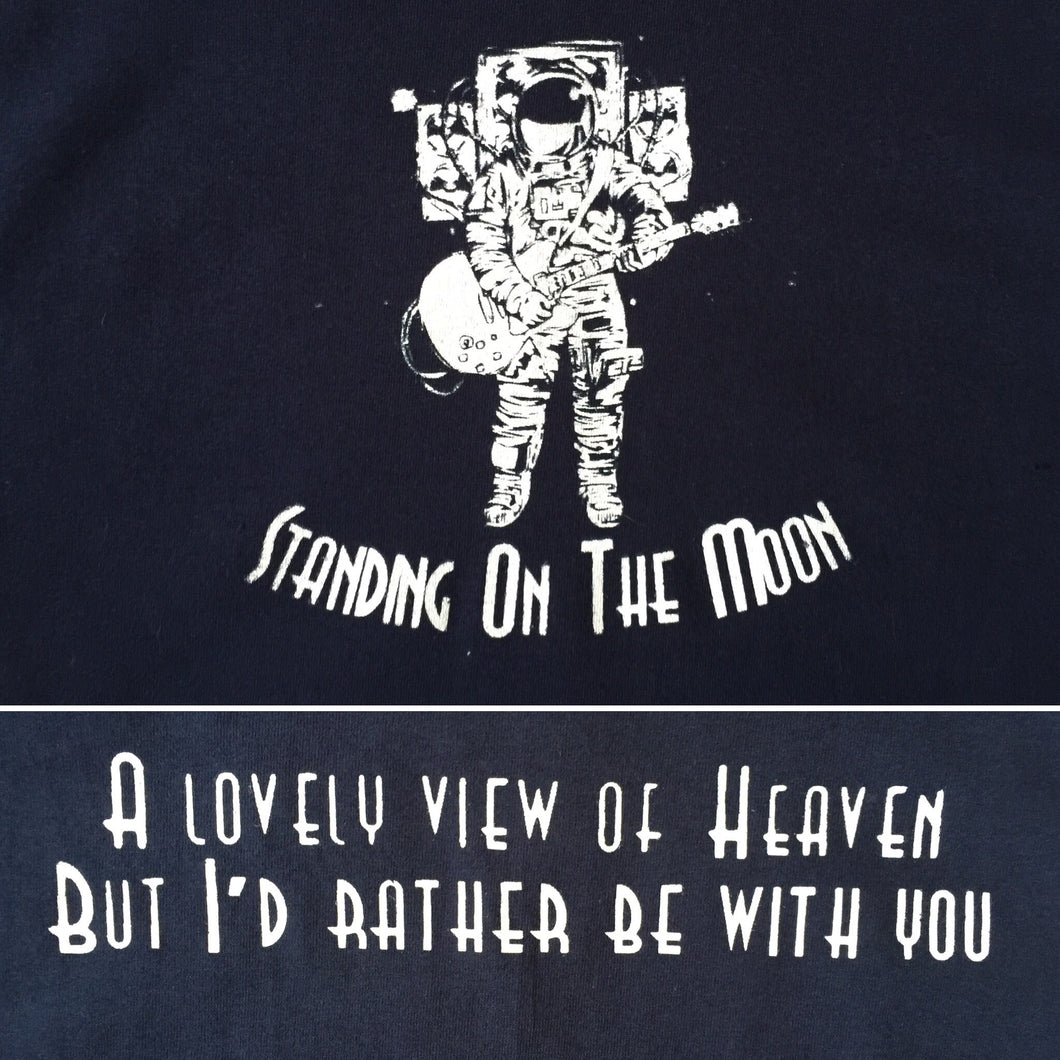 Dead|Standing on the Moon|T Shirt