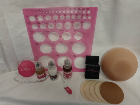 Areola Pigments & Supplies