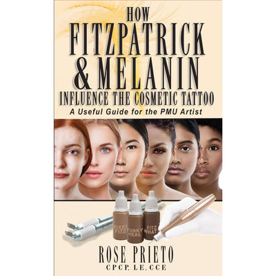 How Fitzpatrick &  Melanin Influence the Cosmetic Tattoo