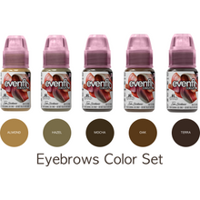 Load image into Gallery viewer, Evenflo by Perma Blend - Eyebrow Color Set