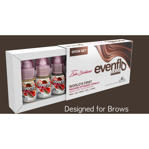 Evenflo by Perma Blend - Eyebrow Color Set