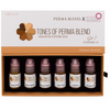 Tones of Perma Blend - Fitzpatrick 3 and 4