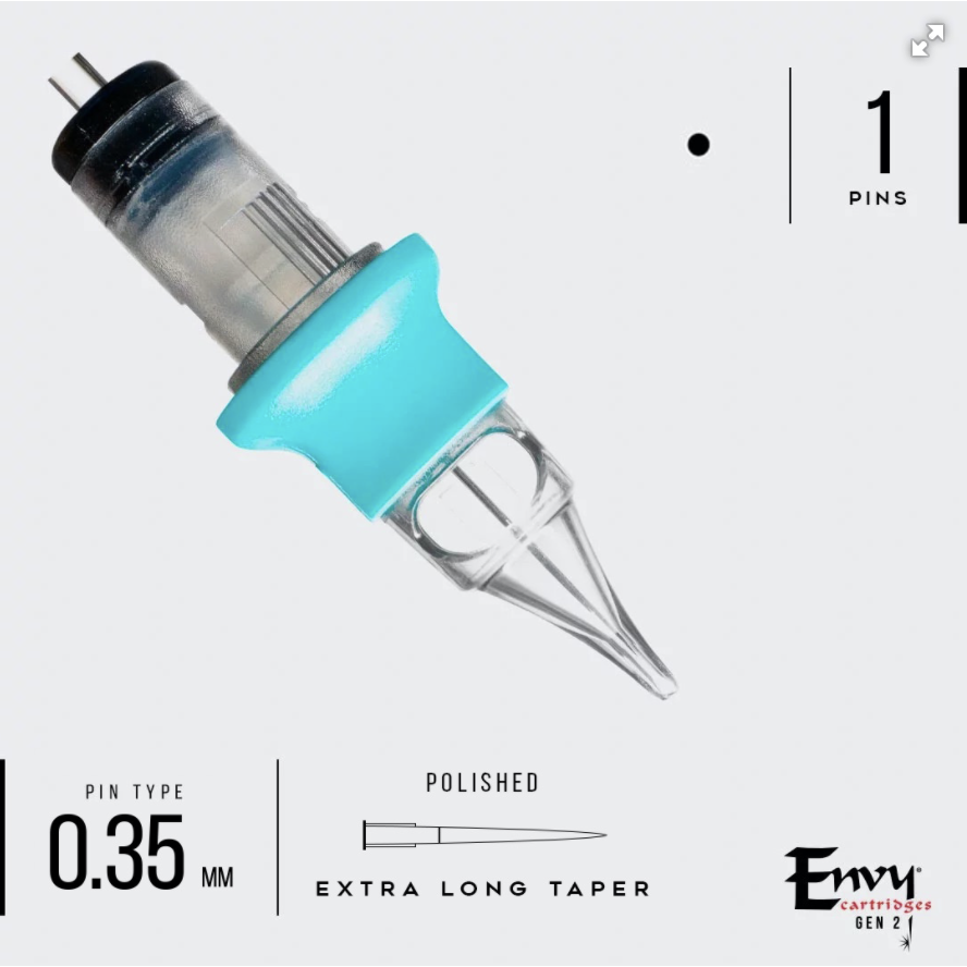 Envy Gen 2 Cartridge Needles