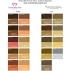 Perma Blend Eyebrow Color Chart