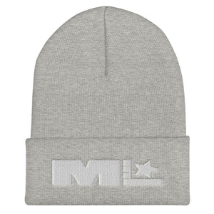 Motivated Life - Light Grey Beanie