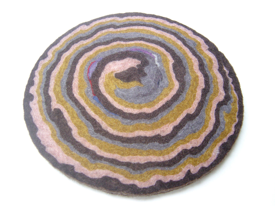 Felt table mat - FILT-BORDSKÅNER 304