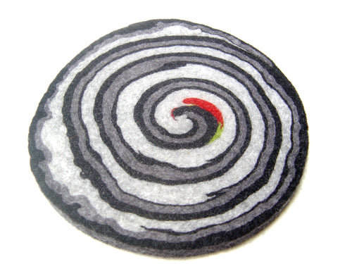 Felt table mat - FILT-BORDSKÅNER 306