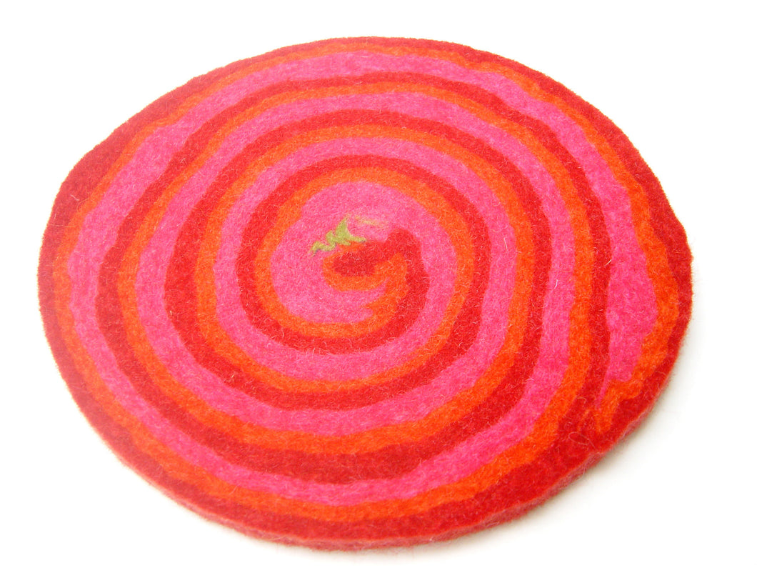 Felt table mat - FILT-BORDSKÅNER 301