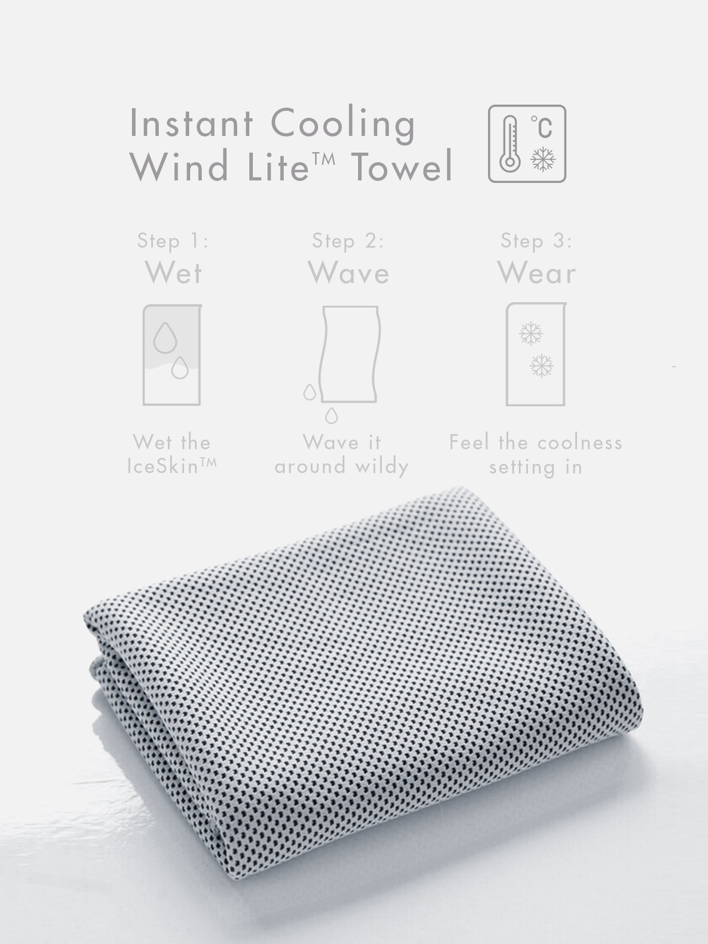 Wind Lite Towel