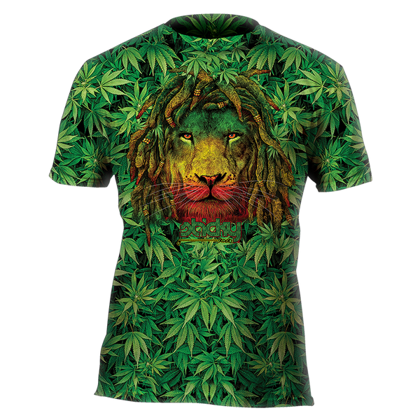 Rasta Lion Hightime Tee