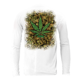 Camo Nugs - UPF 30 Long Sleeve Shirt UV (Sun) Protection Performance T-Shirt