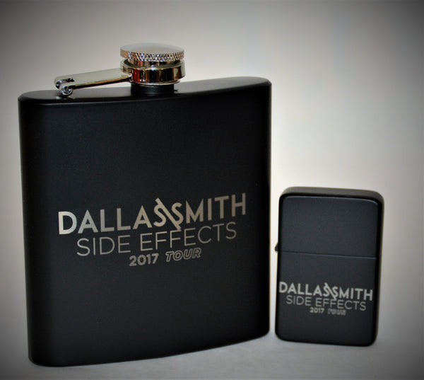 Dallas Smith Side Effects 2017 Tour