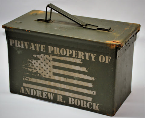 custom ammo boxes