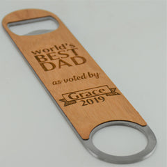Custom Bottle Opener