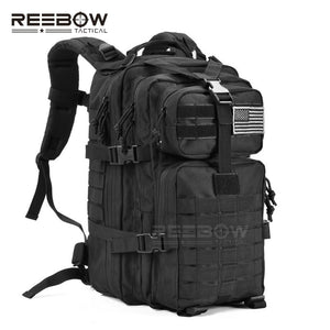 Military Tactical Assault 34L Capacity Backpack