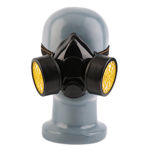 Emergency Gas Mask with Dual Protection