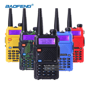Portable CB Radio/Walkie Talkie Dual Band
