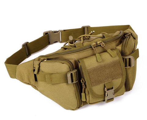 Tactical Survival Waist Bag